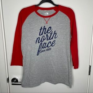 🎁4/20$🎁 The North Face 3/4 sleeve top